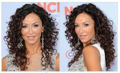 long tight curly hairstyles | Tight Ringlets for Long Culy Hair :