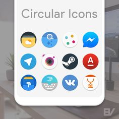 Orzak – Icon Pack v1.0.7 [Patched]Requirements: 4.4+Overview: Orzak is a simple set of icons, the goal of which is to use a circular base shape and, at the same time, stay minimal and elegant. The core design guideline for the icons – soft long shadows and volumetric base...
