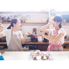 #yu_photo#yu_kitchen_ . チェンとお料理会を開催しました ほんとにほんとに楽しい時間だった ビーーーム!☝️⭐️#戦闘態勢 . 今回のお菓子作りメニューは、 ①アールグレイのしっとりシフォンケーキ ②卵4個使ったなめらかプリン ③ふわもちパン生地のシナモンロール . . 好きな歌をうたいながら シャカシャカ卵を泡立てて パン生地をこねて いっぱい笑って いっぱい食べて⊂( ˆoˆ )⊃ . シフォンケーキの焼き上がりには 感動した びっくりするほどぷくぷく膨らんで ふわんほわん!最高だよ〜〜! . . . #料理教室#お菓子作り #手作りおやつ