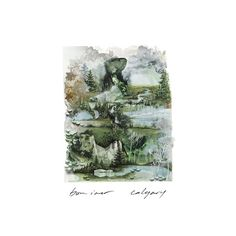 Bon Iver, Bon Iver. Arguably one of the greatest albums of the last decade.