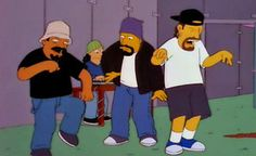 Pictures of 18 Memorable Band Cameos In The Simpsons, From The White Stripes To Cypress Hill   NME.COM