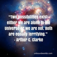 5 Stellar Quotes from Science-Fiction Master Arthur C. Clarke