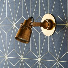 Mumford Wall Light by Pooky Lighting in Wall Lights Task Lighting, Brass, Decor, Pooky Lighting, Cool Lighting, Wall, Wall Lights, Lights, Brass Wall Light