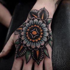 @morstattoo #lamainbleue /2016 #tattoo #tattoos #tattoed #traditionaltattoo #mandalatattoos by ludolamainbleue