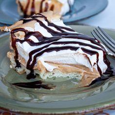 Pumpkin Eclair Cake