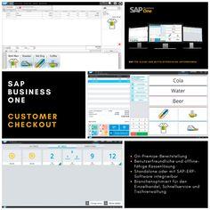 #SAPBusinessOne #CustomerCheckout eine smarte und flexible Kassenlösung