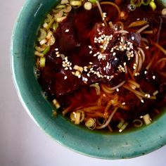 Seaweed of the Month Club: Part III: Miso soup with dulse