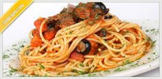 Ricetta Spaghetti alla puttanesca | Cucinare alla napoletana