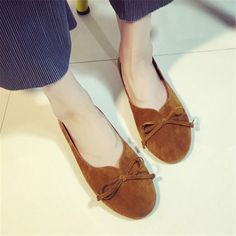 $10.99   NEW ARRIVAL!!   Kwan Women's Shoes Ballet Flats Bowknot Faux Leather Casual Women