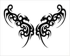 MoonLitNightSky - Butterfly Dragons