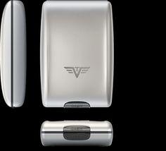 TRUVIRTU - Innovative, hochwertige Brieftaschen, Portemonnaies und Karten-Etuis aus Aluminium für sichere Aufbewahrung und Schutz von Geld, Kreditkarten und Ausweisen http://www.truvirtu.com