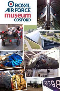Royal Air Force Museum, Cosford, Shropshire