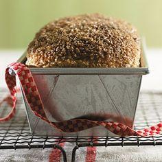 Saffron and Golden Raisin Breakfast Bread | MyRecipes.com