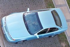 Oldsmobile Alero V6 Light blue pearl (+blue xirallic)