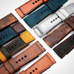 "76 Likes, 12 Comments - www.maliostraps.com (@maliostraps) on Instagram: ""#sevenfriday #leather #straps #maliostraps #panerai #paneraicentral"""