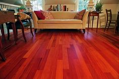 Santos Mahogany Hardwood Flooring  wood flooring