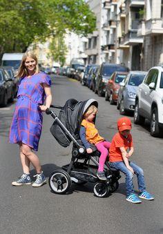 Mama-Streetstyle aus