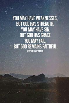 You Are Faithful!