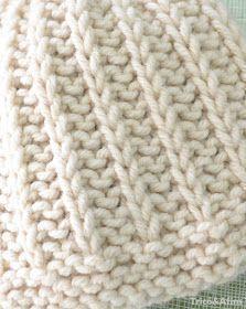 Dishcloth Knitting Patterns, Knitting Stitches, Stretchy Bind Off, Diy Crafts Knitting, Crochet Chain, Easy Stitch, Ladder Stitch, Knitting Accessories, Learn To Crochet