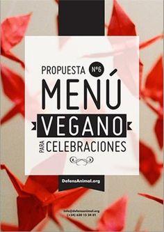 Propuesta nº6 de menú vegano para celebraciones
