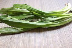 Ngò gai (Eryngium foetidum)  coriandre longue, épineuse
