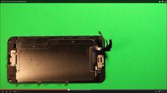 IPhone 6 Plus Front Camera Replacement DIY #iPhone6Plus #PhoneRepair #DIY #FrontCamera