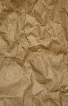 Crumpled paper reference