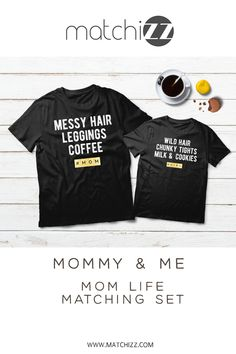 Mother Daughter Matching Shirts Girl Mom Life Mommy and Me outfits Aunt And Niece Shirts, Mother Daughter Matching Shirts, Nephew And Aunt, Mom And Son Outfits, Mother Daughter Outfits, Girl Outfits, Mother Daughters, Baby Shirts, Shirts For Girls