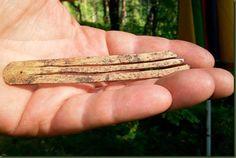 ENEJOTABE: Instrumento musical de 1.700 anos encontrado ainda...