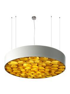 SPIRO White #lamp #leuchte #wood #holz #design