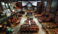 Móveis | Produtos | Mãos do Mundo - Artesanato e Decoração Oriental