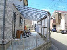 洗濯干し屋根 LIXILリクシル サンクテラス屋根2(スピーネ) TOEXトエックス 1階用 F型フラット屋根