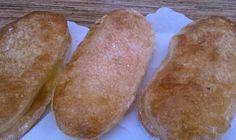 Recette Langues de belle-mère de Procida : Voici une recette italienne, les biscuits typiques de Procida / Lingue di suocera di Procida
