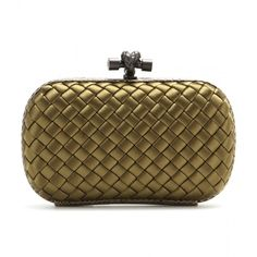 Bottega Veneta Knot Clutch (108.255 RUB) ❤ liked on Polyvore featuring bags 1ef0d4781ae65