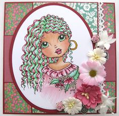 Helen's Crafty Shed: Lil Gypsy