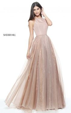 68ee903a30a0 Club Dresses. Sherri Hill Prom Gown Available at Bridal ...
