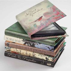 Kindle Case Book Covers