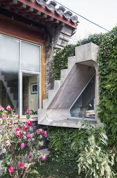 Galería de Una remodelación de casa Hutong / CAA - 1