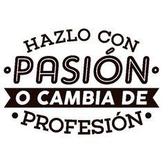 Vinilos Decorativos: Hazlo con pasión o cambia de profesión