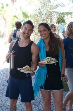 Yummy Yoga lunch at Yandara Yoga Short Dresses, Lunch, Yoga, Women, Fashion, Moda, Short Gowns, Women's, Lunches