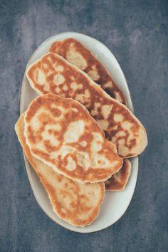 veganes Naan Brot selber machen Rezept (How-To Guide)