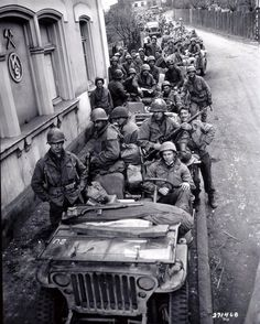Operations of the 409th Infantry Regiment, 103rd Infantry Division from Bouxwiller in France to Klingenmunster