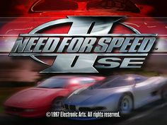 Need For Speed II is a car racing game in which game you can play with 2 player or then single player and different option need for speed of game Need For Speed Games, I Love Games, All Games, Volkswagen, T3 Vw, Arcade, Free Pc Games, Joker, Best Pc