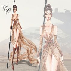 Star Wars Couture Collection http://geekxgirls.com/article.php?ID=6230