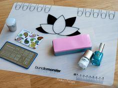 Bundle Monster Mochi Stamper & Lotus Mat Review