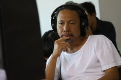 Having a little talk with Director Nguyễn Minh Chung