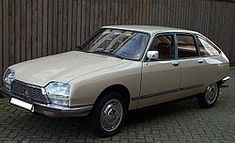 I had 3 different Citroen GS 1220 Clubs. Red, Green and White