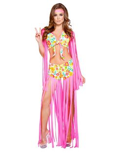 Check out Sexy Foxy Flower Child Costume | Costume SuperCenter | On Sale from Costume Super  sc 1 st  Pinterest & Costume SuperCenter (costumesc) on Pinterest