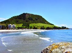 Mt Maunganui Beach takes out top spot in Trip Advisor's top 10 New Zealand beaches.