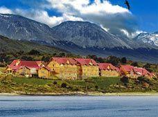 Los Cauquenes Resort and Spa en Ushuaia